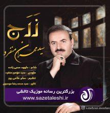 دانلود آهنگ تالشی جدید از سید مهران منفرد به نام زَرَج